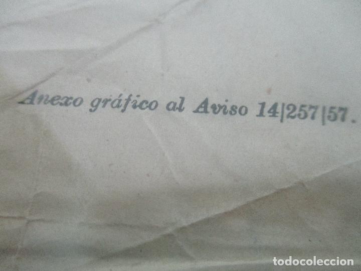 Arte: Antigua Carta Náutica - Plano del Puerto de Cabrera -Islas Baleares y Mallorca -Año 1893 -con Anexo - Foto 3 - 87787760