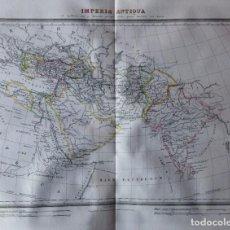 Arte: IMPERIA ANTIQUA Y EXPEDICIONES DE CIRO Y ALEJANDRO. RAMÓN ALABERN.. Lote 90944200