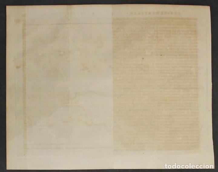 Arte: Mapa de la isla de Santo Domingo (Haití-Santo Domingo, Ámerica), 1731. Anville/Leparmentier/Didot - Foto 9 - 94387158
