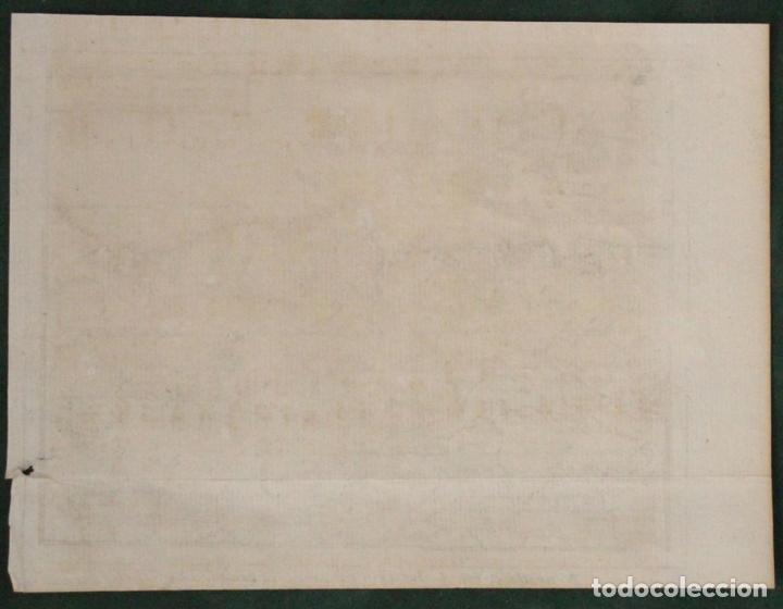 Arte: Mapa de Vizcaya (España), 1707.Pieter Van der Aa - Foto 6 - 97498827