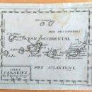 Arte: MAPA ANTIGUO DE CANARIAS 1676 ORIGINAL CERTIFICADO. MAPAS ANTIGUOS ISLAS CANARIAS. Lote 27595777
