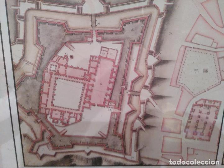Arte: CARTOGRAFIA HISTORICA DES DEL SEGLE XVII AL XX. ATLAS II, CIUTATS DE GIRONA. - Foto 2 - 103111787