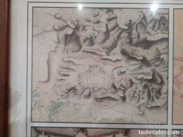 Arte: CARTOGRAFIA HISTORICA DES DEL SEGLE XVII AL XX. ATLAS II, CIUTATS DE GIRONA. - Foto 3 - 103111787