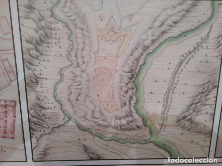 Arte: CARTOGRAFIA HISTORICA DES DEL SEGLE XVII AL XX. ATLAS II, CIUTATS DE GIRONA. - Foto 8 - 103111787