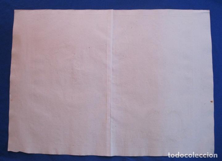 Arte: Mapa de la parte septentrional de España, 1776. Vaugondy/ Santini - Foto 6 - 106961027