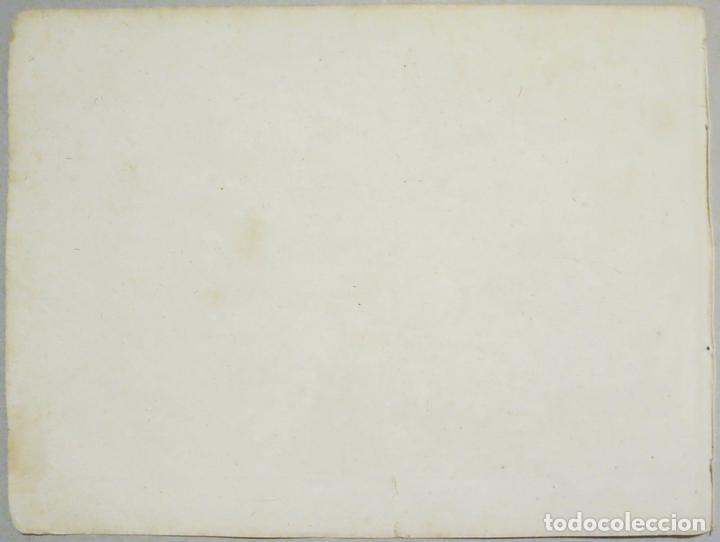 Arte: Mapa de la Bahía de Palma de Mallorca, islas Baleares (España), 1804. Joseph Roux - Foto 5 - 108923495