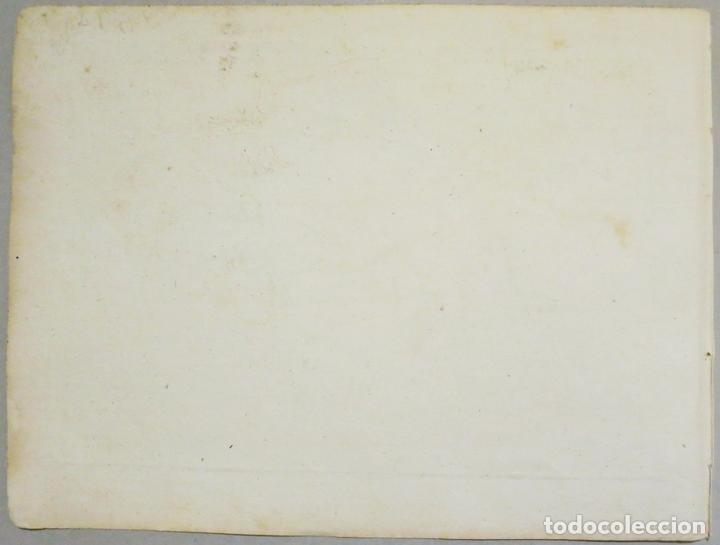 Arte: Mapa de las bahías de Alcudia y Pollenca (Mallorca, Baleares), 1804. Joseph Roux - Foto 5 - 108923639
