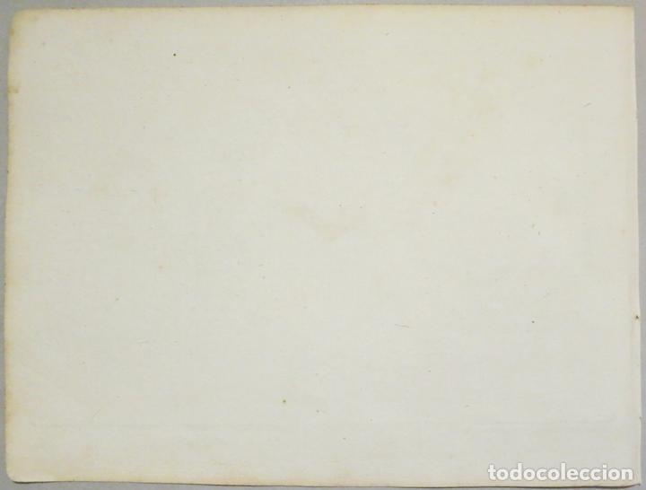 Arte: Mapa de la bahía de Sofa (Cataluña, España), 1804. Joseph Roux - Foto 5 - 108924335