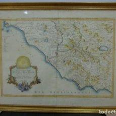 Arte: NOUVELLE CARTE DE L'ETAT DE L'EGLISE. 1776 SANTINI /REMONDINI. Lote 117413487