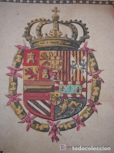 Arte: MAPA DE CASTILLA Y ALREDEDOR. ORIGINAL, JOHANNES JANSSONIUS, 1638 [ S.17 ] SIN EL MARCO - Foto 5 - 119922711