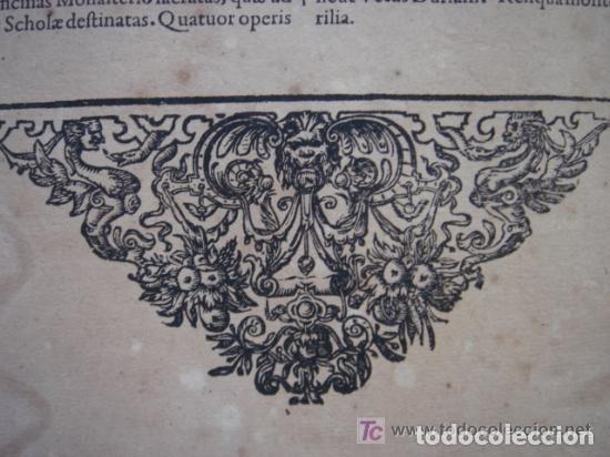 Arte: MAPA DE CASTILLA Y ALREDEDOR. ORIGINAL, JOHANNES JANSSONIUS, 1638 [ S.17 ] SIN EL MARCO - Foto 34 - 119922711