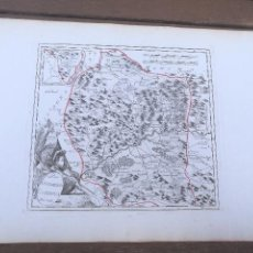 Arte: DAS KOENIGREICH CORDOVA. VIENA,1789. FRANZ VON REILLY. CÓRDOBA, LUCENA, MONTILLA, ANDUJAR, LUISIANA. Lote 120124430