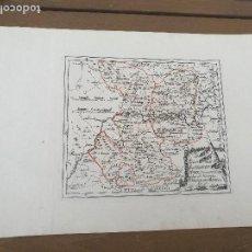 Arte: DER LANDSCHAFT ESTREMADURA SÜDOSTLICHER THEIL EXTREMADURA BADAJOZ MÉRIDA.VIENA,1789 FRANZ VON REILLY. Lote 120132027
