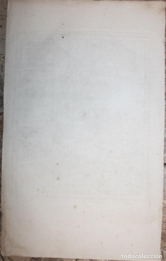 Arte: Mapa del Imperio Romano Europa Occidental, 1804. Poirson/Tardieu - Foto 3 - 120390879