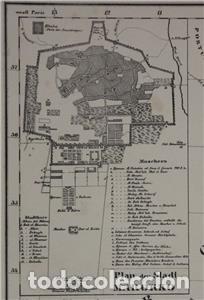 Arte: Mapa del norte de Marruecos y sur de España y Portugal, 1846. Carl Flemming - Foto 5 - 123471987