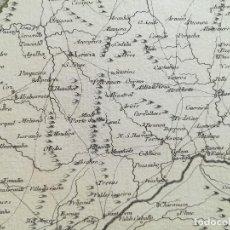 Arte: MAPA DE LEIRA - PORTUGAL - EXTREMADURA - REILLY Nº 530 - AÑO 1791 - ES ORIGINAL. Lote 130664138