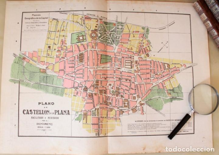 1900 Plano Castellon De La Plana Comunidad V Sold At Auction