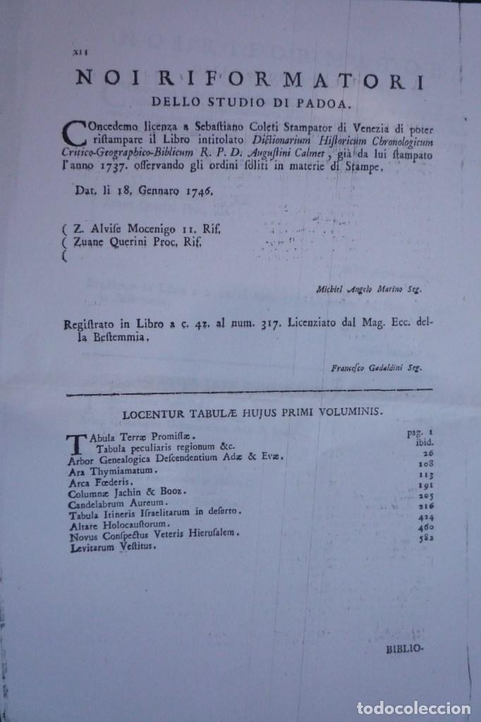 Arte: AÑO 1766. TABULA PECULIARIS REGIONUM (RUTAS QUE SIGUIERON LOS APÓSTOLES PARA PREDICAR EL EVANGELIO). - Foto 5 - 132948198