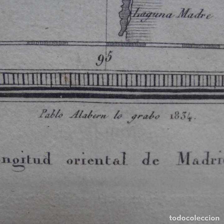 Arte: Grabado de estados unidos de la América septentrional.pablo alabern(grabador)1834. - Foto 5 - 152367082