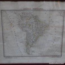 Arte: GRABADO DE AMÉRICA MERIDIONAL.DOMINGO ESTRUC(GRABADOR) 1831.. Lote 152367294