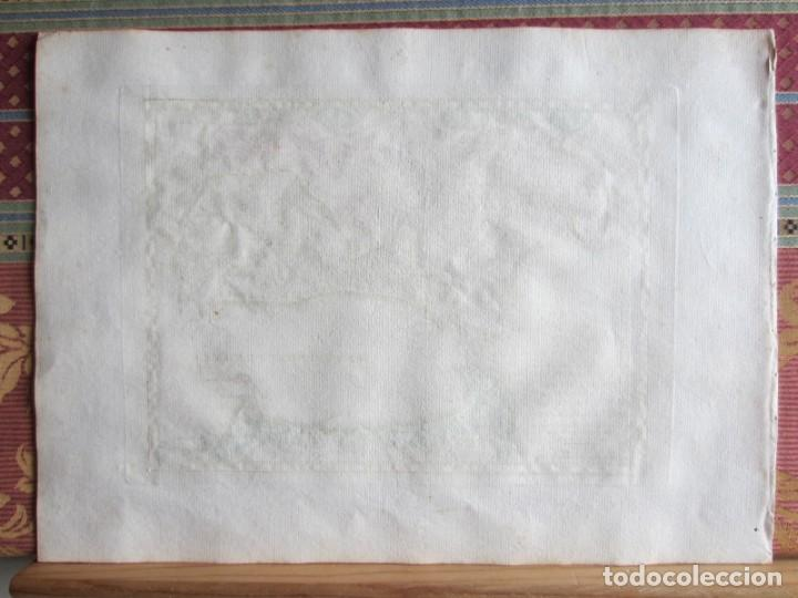 Arte: 1749-MAPA ORIGINAL.ANDALUCÍA.RONDA.ALAMA.ALCALA.JAEN.CAZORLA.ANDUJAR.ALMARÍA.SALOBREÑA.CEUTA.GUADIX. - Foto 5 - 155573198