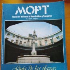 Arte: EXTRA DE LA REVISTA DEL. M. O. P. T. 1991. Lote 156097274
