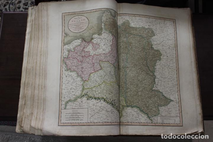 CARY´S NEW UNIVERSAL ATLAS, JOHN CARY 1811. MAPAS JOHN CARY. 53 MAPAS. UNA AUTENTICA JOYA (Arte - Cartografía Antigua (hasta S. XIX))