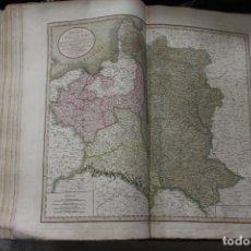 Arte: CARY´S NEW UNIVERSAL ATLAS, JOHN CARY 1811. MAPAS JOHN CARY. 53 MAPAS. UNA AUTENTICA JOYA. Lote 158087346