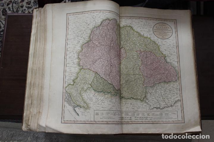 Arte: CARY´S NEW UNIVERSAL ATLAS, JOHN CARY 1811. MAPAS JOHN CARY. 53 MAPAS. UNA AUTENTICA JOYA - Foto 14 - 158087346