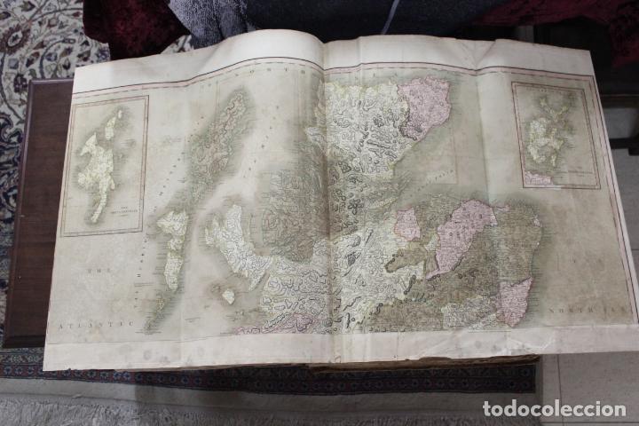 Arte: CARY´S NEW UNIVERSAL ATLAS, JOHN CARY 1811. MAPAS JOHN CARY. 53 MAPAS. UNA AUTENTICA JOYA - Foto 36 - 158087346