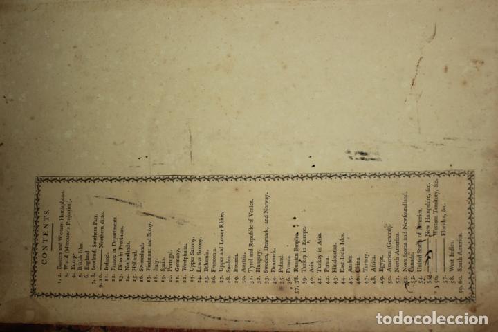 Arte: CARY´S NEW UNIVERSAL ATLAS, JOHN CARY 1811. MAPAS JOHN CARY. 53 MAPAS. UNA AUTENTICA JOYA - Foto 43 - 158087346