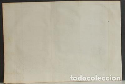Arte: Mapa de Portugal y occidente de España, 1648. Van der Aa - Foto 13 - 160740377