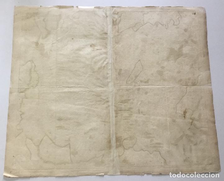 Arte: TABULA DUCATUS BRABANTIAE continens Marchionatum Sacri Imperii et Dominium Mechliniense de novo accu - Foto 4 - 123260052