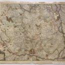 Arte: TABULA DUCATUS BRABANTIAE CONTINENS MARCHIONATUM SACRI IMPERII ET DOMINIUM MECHLINIENSE DE NOVO ACCU. Lote 123260052