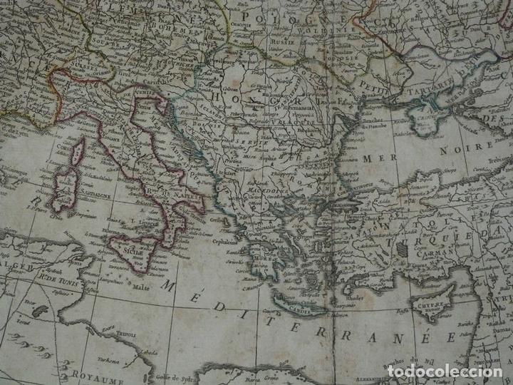 Arte: Gran mapa de Europa, 1783. Cassini/Haas/Crepy - Foto 17 - 171310687