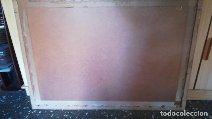 Arte: Cuadro con Grabado de - Antigua VALENTIA EDETANORUM de Tomas Vicente Tosca - Impreso en 1972-110 x80 - Foto 7 - 172586457