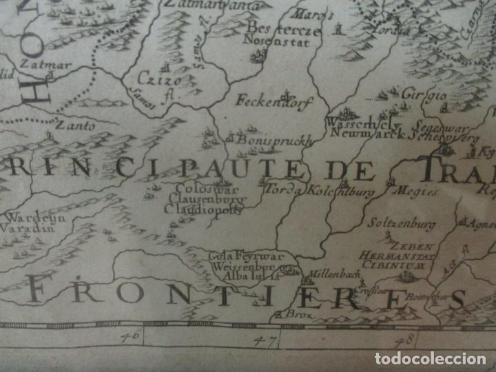 """Arte: """"La Russie Noire ou Polonaise: d'Ukraine ou Pays de Cosaques"""" - Sansons, París 1674 - Foto 15 - 175798350"""