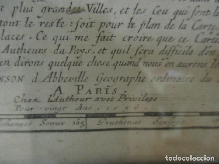 """Arte: """"La Russie Noire ou Polonaise: d'Ukraine ou Pays de Cosaques"""" - Sansons, París 1674 - Foto 22 - 175798350"""