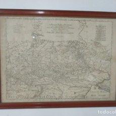 """Arte: """"LA RUSSIE NOIRE OU POLONAISE: D'UKRAINE OU PAYS DE COSAQUES"""" - SANSONS, PARÍS 1674. Lote 175798350"""