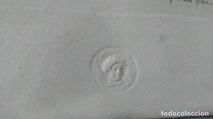 Arte: ANTIGUO GRABADO CARTOGRAFIA CIUDAD Y PUERTO DE TOULON SELLADA POR EL MUSEO LOUVRE - Foto 41 - 177117010