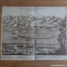 Arte: ISLA DE LOS FAISANES, ISOLA DEL LA CONFERENCIA, . Lote 177485934