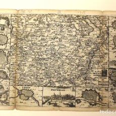 Arte: MAPA DUCHÉ DE BRABANT. PAISES BAJOS, BELGICA. SIGLO XVIII. Lote 178206557
