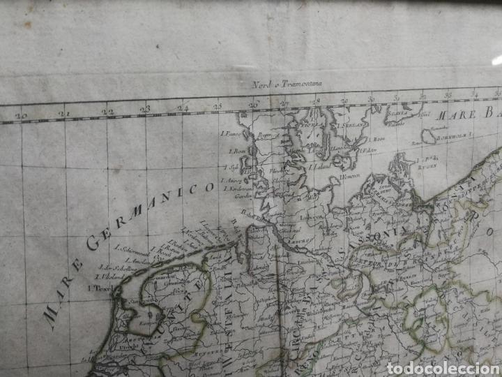 Arte: ANTIGUA CARTOGRAFIA MAPA AÑO 1776,GERMANIA, ALEMANIA. - Foto 4 - 183718791