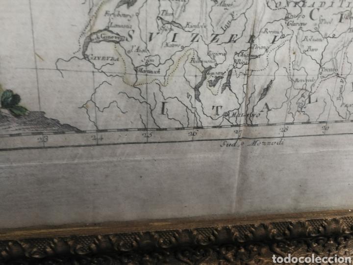 Arte: ANTIGUA CARTOGRAFIA MAPA AÑO 1776,GERMANIA, ALEMANIA. - Foto 7 - 183718791