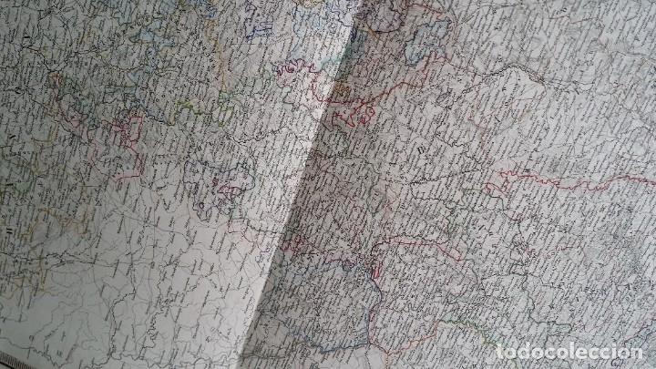 Arte: Mapas, ESPAÑA, BRITANIA, GERMANIA... D Anville, París, 1789 - Foto 21 - 185964247