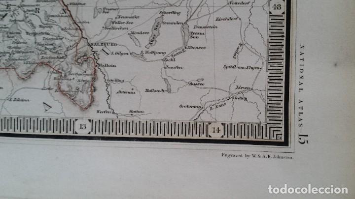 Arte: Mapas, ESPAÑA, BRITANIA, GERMANIA... D Anville, París, 1789 - Foto 22 - 185964247