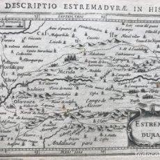 Arte: MAPA DE (ESPAÑA), 1618. BERTIUS/HONDIUS. Lote 186133883