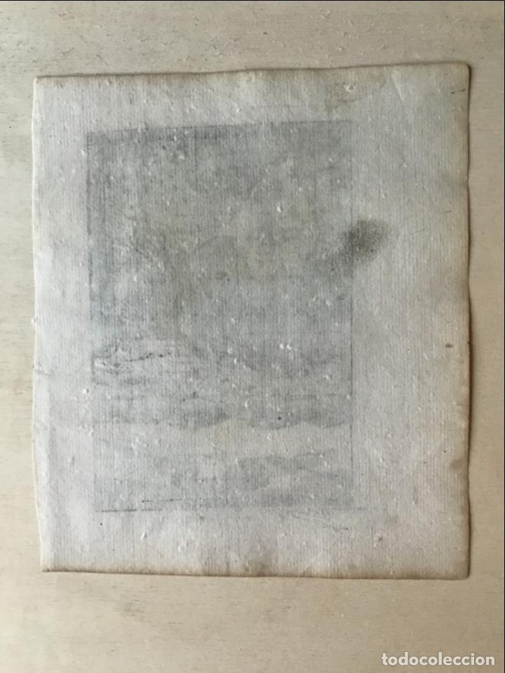 Arte: Mapa de la bahía y puerto de Cádiz (España), 1686. A. Mallet - Foto 8 - 187310987