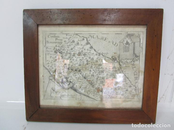 Arte: Mapa Cartográfico - Provincia Piceni (Pisa) - Plancha Atlas Temático Frailes Capuchinos - Año 1711 - Foto 8 - 190213395