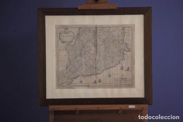 Arte: Mapa Catalonia - Foto 2 - 193342360